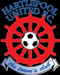 ФК Хартлпул Юнайтед лого