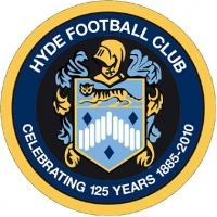 ФК Хайд лого