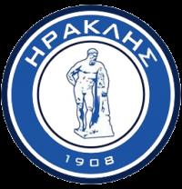 ФК Ираклис лого