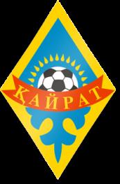 ФК Кайрат лого