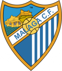 ФК Малага лого