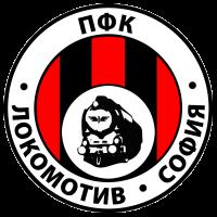 ФК Локомотив (София) лого