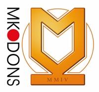 ФК Милтон Кинс Донс лого