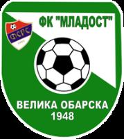 ФК Младост (Велика Обарска) лого