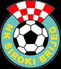 ФК Широки Бриег лого