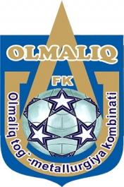 ФК Алмалык лого