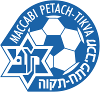 ФК Маккаби (Петах-Тиква) лого