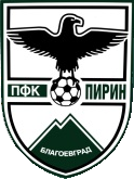 ФК Пирин (Благоевград) лого