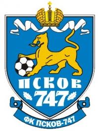 ФК Псков-747 лого