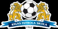 ФК Рижская футбольная школа лого