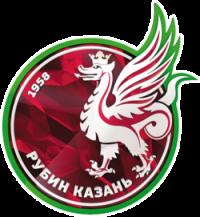 ФК Рубин лого