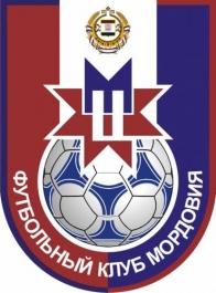 ФК Мордовия лого