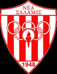 ФК Неа Саламина лого