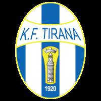 ФК Тирана лого