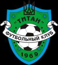 ФК Титан (Армянск) лого