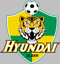 ФК Ульсан Хёндэ лого