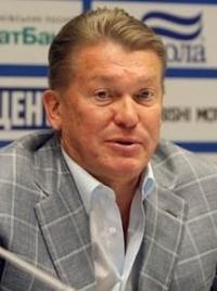 Олег Блохин фото