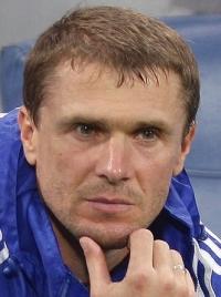 Сергей Ребров фото