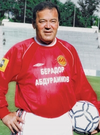 Берадор Абдураимов фото