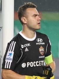 Игорь Акинфеев фото