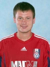 Сергей Кузнецов Футболист