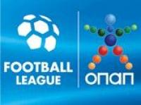 Флаг Греческая Футбольная лига