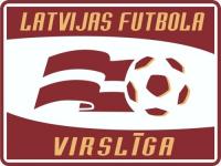 Флаг Латвийская Высшая лига