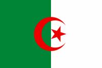 Флаг Алжир