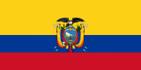 Флаг Эквадор