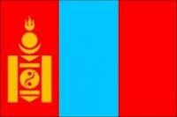 Флаг Монголия