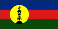Флаг Новая Каледония