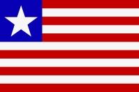 Флаг Либерия
