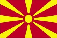 Флаг Македония