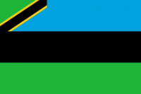 Флаг Занзибар